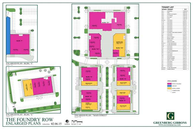 2.6.15 Foundry Row - Leasing Plan (Russ)