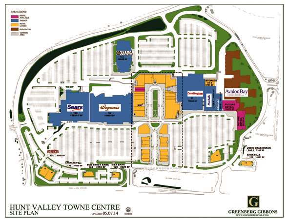 Hunt Valley Towne Centre Greenberg Gibbons