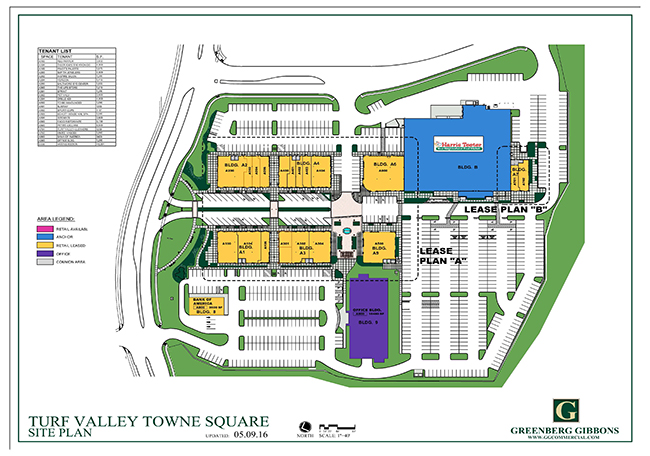 5.9.16 Turf Valley Site Plan