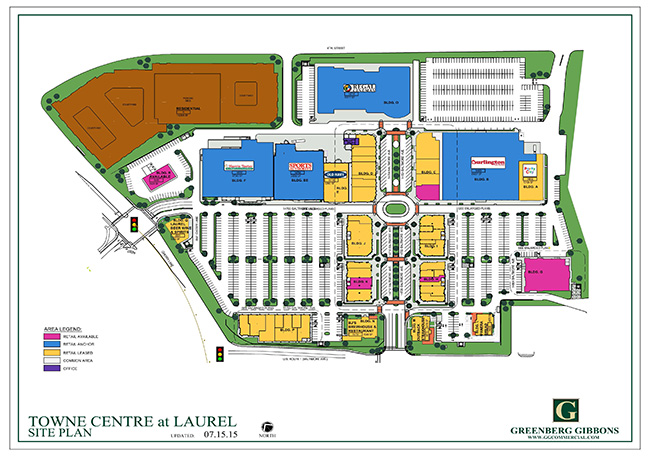 7.15.15 Laurel Site Plan
