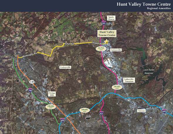 Hunt Valley Towne Centre | Greenberg Gibbons